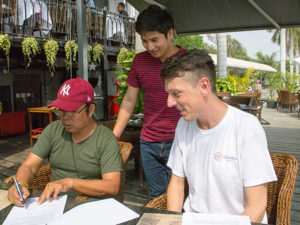 Hope for poor, HIV positive LGBT in Cambodia